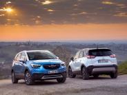 Neuvorstellung: Opel Crossland X: Die Optik macht's