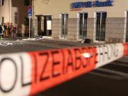 Unterfranken: Diebe sprengen Geldautomat und beschädigen Bankgebäude