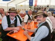 Bildergalerie: Josefsparteitag auf dem Brauereifest in Kühbach