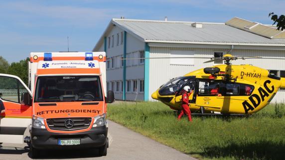 Unterallgäu: Kleinkind stirbt nach tragischem Badeunfall