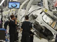 Engpass: Produktionsstopp: BMW-Werke warten auf fehlende Teile von Bosch