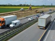 Region Augsburg: Baustellen-Übersicht: Das Nadelöhr kommtnach den Ferien