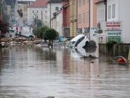 Jahrtausendhochwasser: Simbach ein Jahr nach der Flut