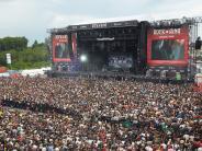 """Festival: """"Rock am Ring"""" wird fortgesetzt - Polizei lässt Festgenommene frei"""