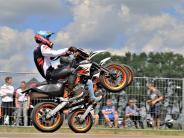 Nördlingen: Süddeutschlands größtes Drei-Tages-Bikefestival