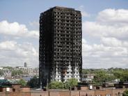 London: Defekter Kühlschrank löste Hochhausbrand mit 79 Toten aus