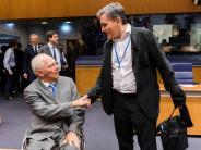 Euro-Länder: Durchbruch bei Griechenland-Verhandlungen