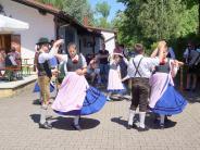 Bildergalerie: Die Trachtlerhochburg Merching