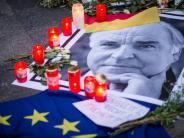 Helmut Kohl: Medien: Kein nationaler Staatsakt für Helmut Kohl geplant