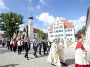 Bildergalerie: 950 Jahre: So feiert Niederraunau sein Jubiläum