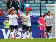Confed Cup 2017: Sieg für Deutschland zum Confed-Cup-Auftakt: Die besten Bilder