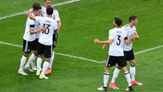 Los geht's: Confed-Cup-Titel fehlt DFB-Team noch