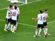 Confed Cup 2017: Auftakt mit Wacklern: DFB-Elf siegt 3:2 gegen Außenseiter Australien