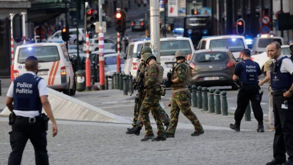 Nach Explosion in Brüsseler Bahnhof verdächtiges Paket entdeckt