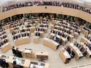 """Baden-Württemberg: Landtag: Kommission zu """"Luxuspensionen"""" soll nun weniger kosten"""