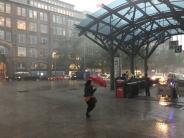 Gewitter: Zwei Menschen sterben bei Unwettern in Norddeutschland