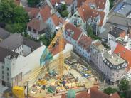 B17, Hbf und Co.: So sehen Augsburgs Baustellen aus der Luft aus
