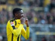 "Transfer-News-Blog 2017: Dortmund dementiert: Barcelona sei Dembélé-Kauf ""keinen Millimeter näher"""