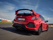 Neuvorstellung: Honda Civic Type R: Großer Sport