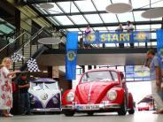 Bildergalerie: Oldtimer-Rallye des Lions-Club Ulm/Neu-Ulm Alb Donau