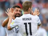"""Confed Cup 2017: Stimmen zu Deutschland - Kamerun: """"Hochachtung und Respekt"""""""