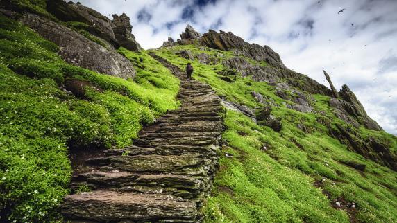 Urlaub in Europa: Wo die Macht mit dir ist: Skellig Michael und die Inseln Irlands