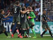 U21- EM: Elfmeter-Drama gegen England: Deutsche U21 im EM-Finale