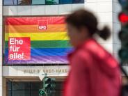 Bundestag: Wie die Ehe für alle Union und SPD entzweit