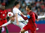 Elfmeterdrama: Chile erreicht Confed-Cup-Finale - Bravo hält dreimal