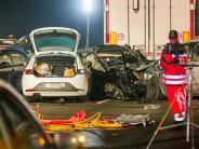 Allgäu: Gutachten zu Unfall mit sechs Toten an Neujahr ist noch nicht fertig