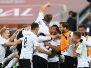 Confed Cup 2017: Deutschland gewinnt Confed Cup 2017