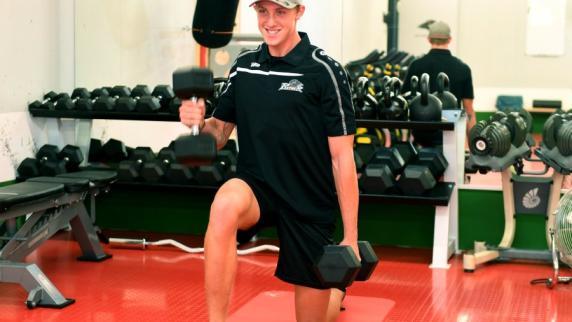 Eishockey: Marco Sternheimer: Das Gesicht der Panther-Zukunft
