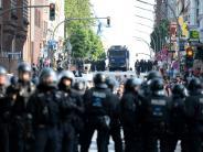 G20-Gipfel 2017: Gewaltexzesse beim G20-Gipfel: Protest eskaliert erneut