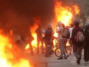 G20-Gipfel 2017: Der Gipfel der Gewalt: Anti-G20-Protest eskaliert