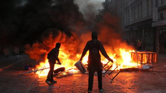 Mit diesen Bildern fahndet die Polizei nach den G20-Krawallmachern