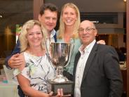 Benefiz-Turnier: Presse Cup in Burgwalden: Ein Tag mit vielen Gewinnern