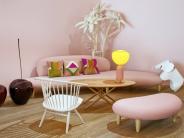 Wohnen: Plötzlich irgendwie cool - Rosa Möbel erobern den Designermarkt