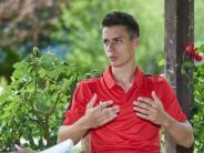 FC Augsburg: Wie sich Erik Thommy beim FC Augsburg durchsetzen will