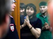 Moskau: Haftstrafen für Nemzow-Mord: Kritiker finden Urteile zu milde
