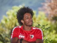 FC Augsburg: Seine Verletzung hat Caiuby nachdenklicher gemacht