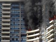 Honolulu: Mindestens drei Tote bei Hochhausbrand auf Hawaii
