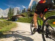 Radreise: Das ist der Gipfel: E-Mountainbiking am Dachstein