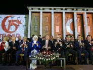 """Türkei: Ein Jahr nach dem Putsch: Erdogan will Verrätern """"die Köpfe abreißen"""""""
