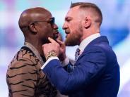 Boxen: Mayweather vs. McGregor: Datum und Gagen