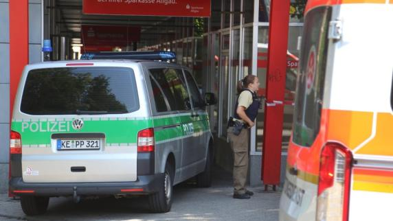Mehrere Verletzte bei Überfall auf Juwelier