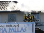 Kreis Günzburg: Feuerwehrmann erleidet Stromschlag bei Einsatz in Burgau