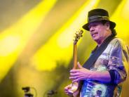 Porträt: Carlos Santana wird 70 Jahre alt: Wie er den Latin Rock erfunden hat