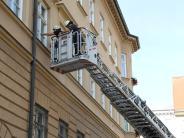 Augsburg: Standesamt verschlossen: Feuerwehr rettet Trauung