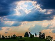 Wetter: Baden oder nicht? Welches Wetter die Region am Wochenende erwartet