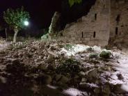 Seebeben: Seebeben in der Ägäis: Zwei Touristen sterben, 120 Menschen verletzt